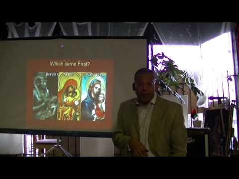 DETROIT: Sat. 12-21-13 - The History Of Christmas, Thanksgiving & Easter Lecutre - Michael Imhotep