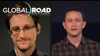 download lagu Joseph Gordon-levitt Talks About Meeting Edward Snowden's Family At gratis