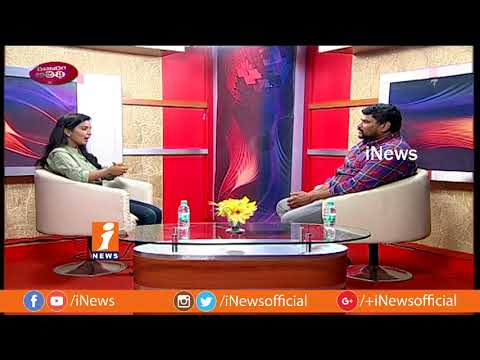 Geetha Govindam Movie Director Parasuram Exclusive Interview | Evaram Athidi | iNews