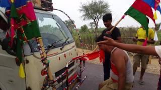Ramdevra Pedal Yatra Kodita Shailesh Rao(18)