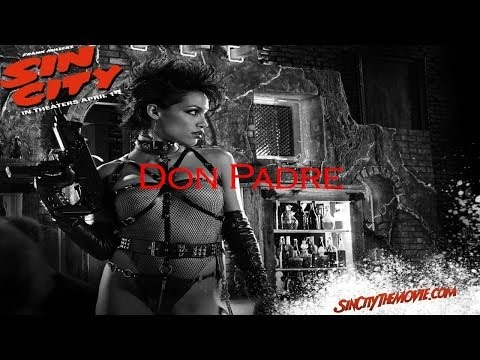 Sin City A Dame To Kill For Trailer   Sin City 2 Trailer   Official Trailer 2014   Jessica Alba