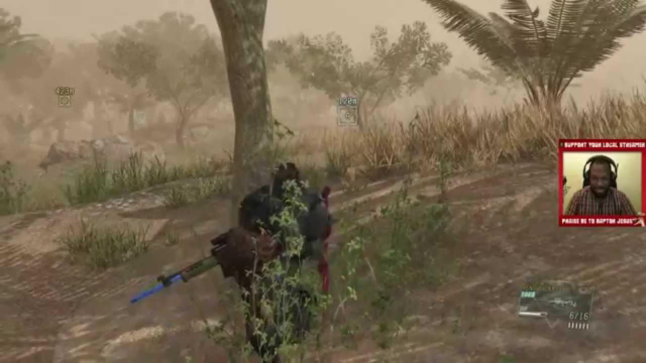 Sniper Skull Skulls Sniper Boss Battle