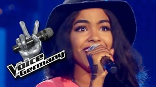 FourFiveSeconds - Rihanna | Alicia-Awa Beissert Cover | The Voice of Germany 2015 | Audition