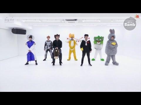 [BANGTAN BOMB] '21세기 소녀 (21st Century Girl)' Dance Practice (Halloween ver.) - BTS (방탄소년단)