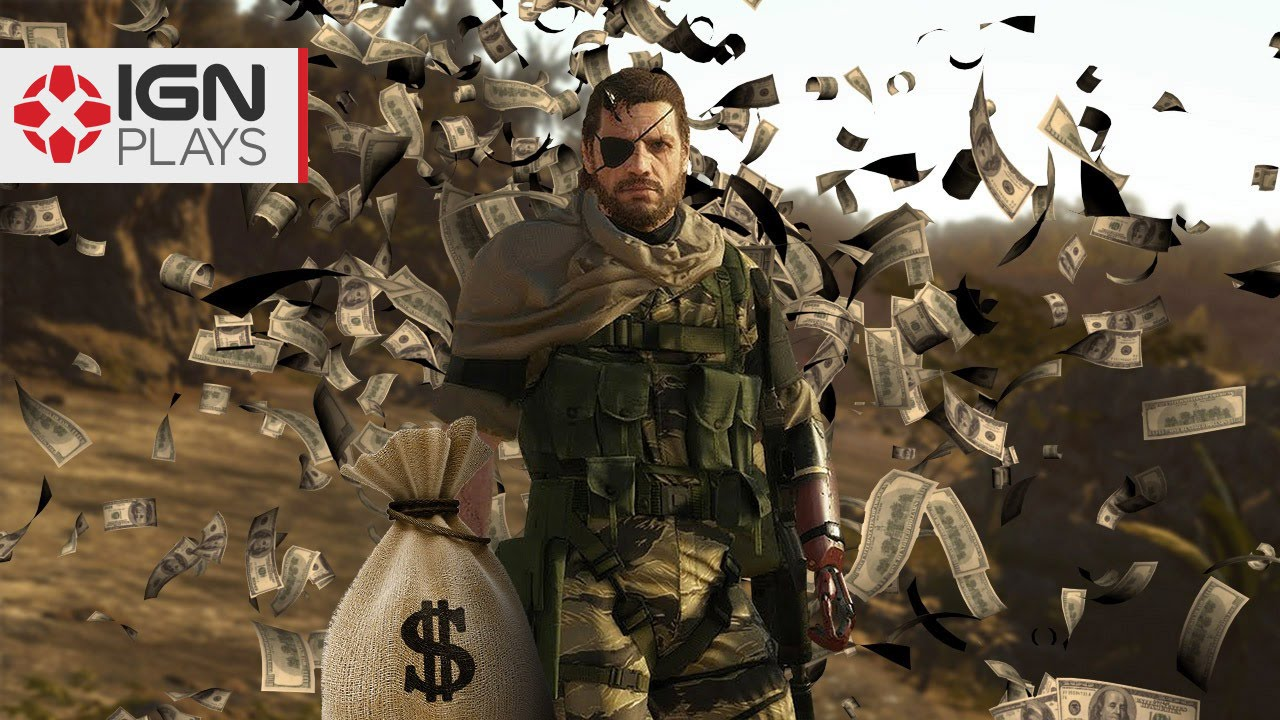 How Microtransactions Work in Metal Gear Online - IGN Plays