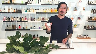Philosykos by Diptyque reviewed at Scent Bar DTLA