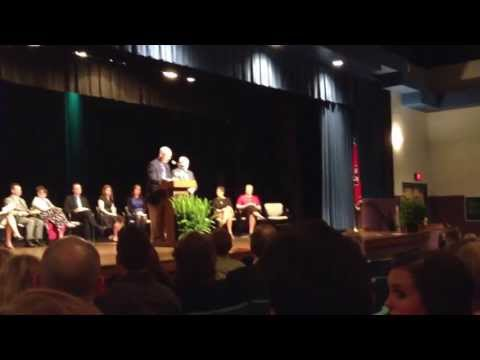 Siegel Middle School Honors Night