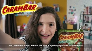 Pub Carambar Choco Nut le carambar au gout de chocolat
