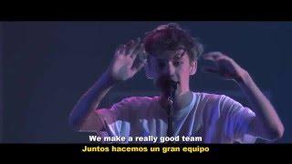 Download Lagu Troye Sivan - For Him. (Lyrics - Sub Español) Gratis STAFABAND
