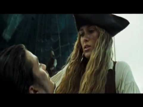 Paradise - Elizabeth Swann - Pirates Of The Caribbean video