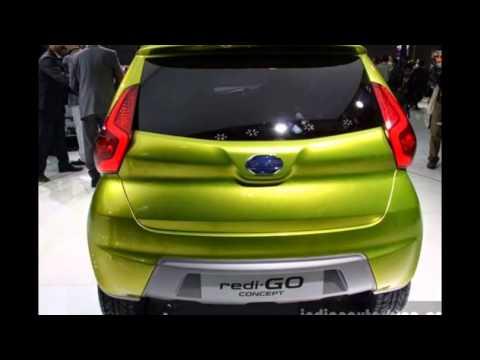 Datsun redi Go mobil murah tahun 2014 harga redi go 75 jutaan