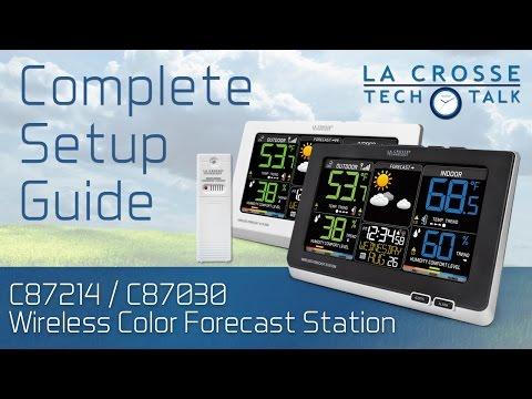 C87214 & C87030 Compete Setup Guide