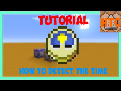 How To Detect Time! [HowToCommand]