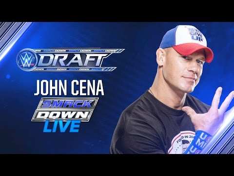 Reigns, Cena, Lesnar, Orton and The New Day are drafted in round #2: SmackDown Live, July 19, 2016