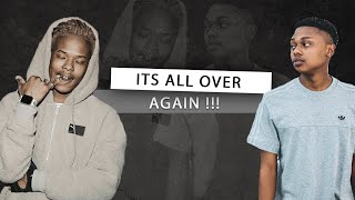 Nasty C and AReece Collaboration. || Tusko_D Vlogs