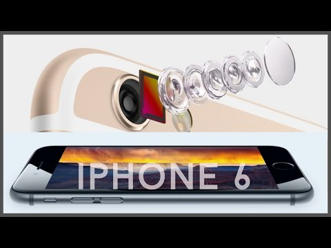 Top 5 New Features of the iPhone 6 / 6 Plus! (Keynote Coverage)
