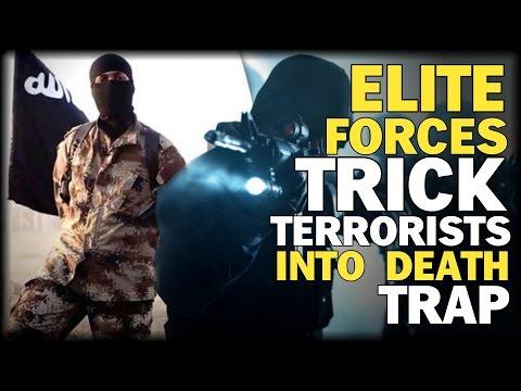 ELITE BRITISH TROOPS TRICK TERRORISTS INTO DESERT DEATH TRAP