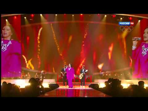 София Ротару - Научи смеяться (Песня Года 2013)