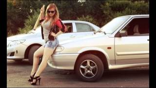 Russian cars and girls