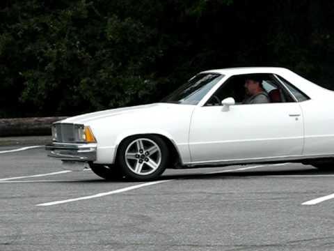 Buick Grand National >> 79 EL CAMINO BURNOUT SMOKE SHOW (CHEATER CAMINO) - YouTube