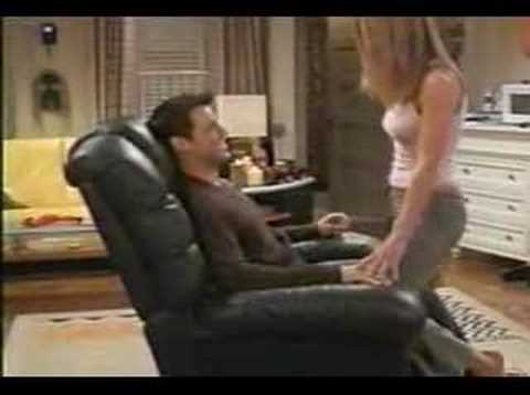 Jennifer Aniston Seduces Joey & Takes Bra Off Video
