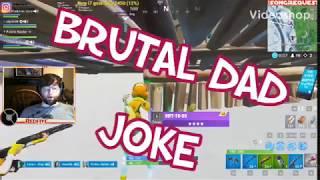 TwitchTv Streamer Funny Dad Joke Fortnite