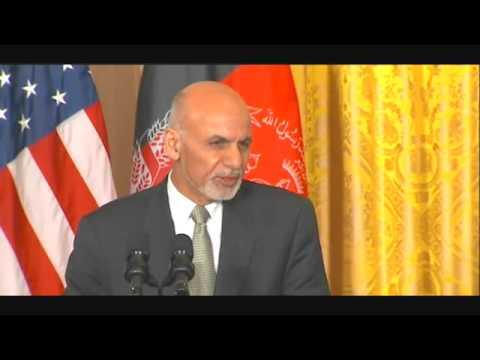 US, Afghan leaders agree to slow troop withdrawal