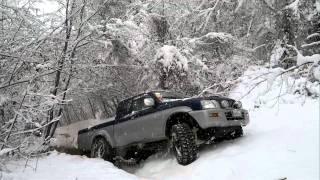 Mitsubishi l200 off road extreme!!