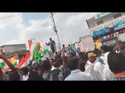 T. Jeevan Reddy Nomination Rally