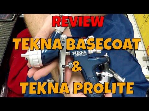 TEKNA PROLITE AND TEKNA BASECOAT REVIEW