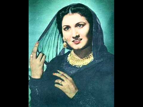 Madam Noor Jahan - Zar Say Barehmi Live (1974) .wmv video