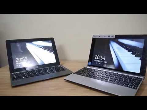 Canvas Laptab VS Acer S1001 Review & Comparison
