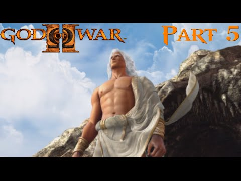 Let's Play God of War II - Titan - Part 5: Garden of Lahkesis