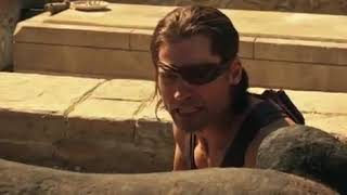 Rắn Ma Khổng Lồ tấn công    Phim Những vị thần Hy Lạp   YouTube 360p