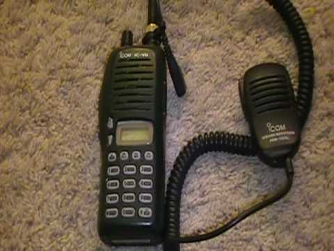 Icom IC-V8 2 Meter Hand Held