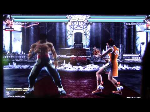 E3 Day 3 - Tekken Tag 2 Gameplay - 1 of 8