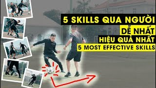 TOP 5 EASY SKILLS TO BEAT YOUR OPPONENTS | Tungage
