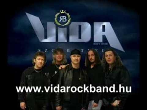 VIDA ROCK BAND - Álom Csupán