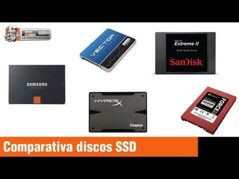 Comparativas - SSD: Corsair Vs OCZ Vs Samsung Vs Sandisk Vs Kingston