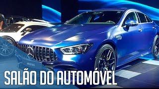Salão do Automóvel SP 2018 - Novidades da Mercedes-Benz