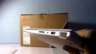 ASUS X201E notebook kicsomagol vide | Tech2.hu