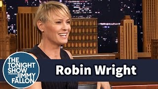 Robin Wright Got Drunk at Studio 54 on a Class Trip