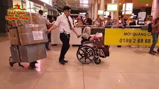 Việt Kiều về đến Sân bay Tân Sơn Nhất Sài Gòn cần lưu ý để tránh mất tiền oan