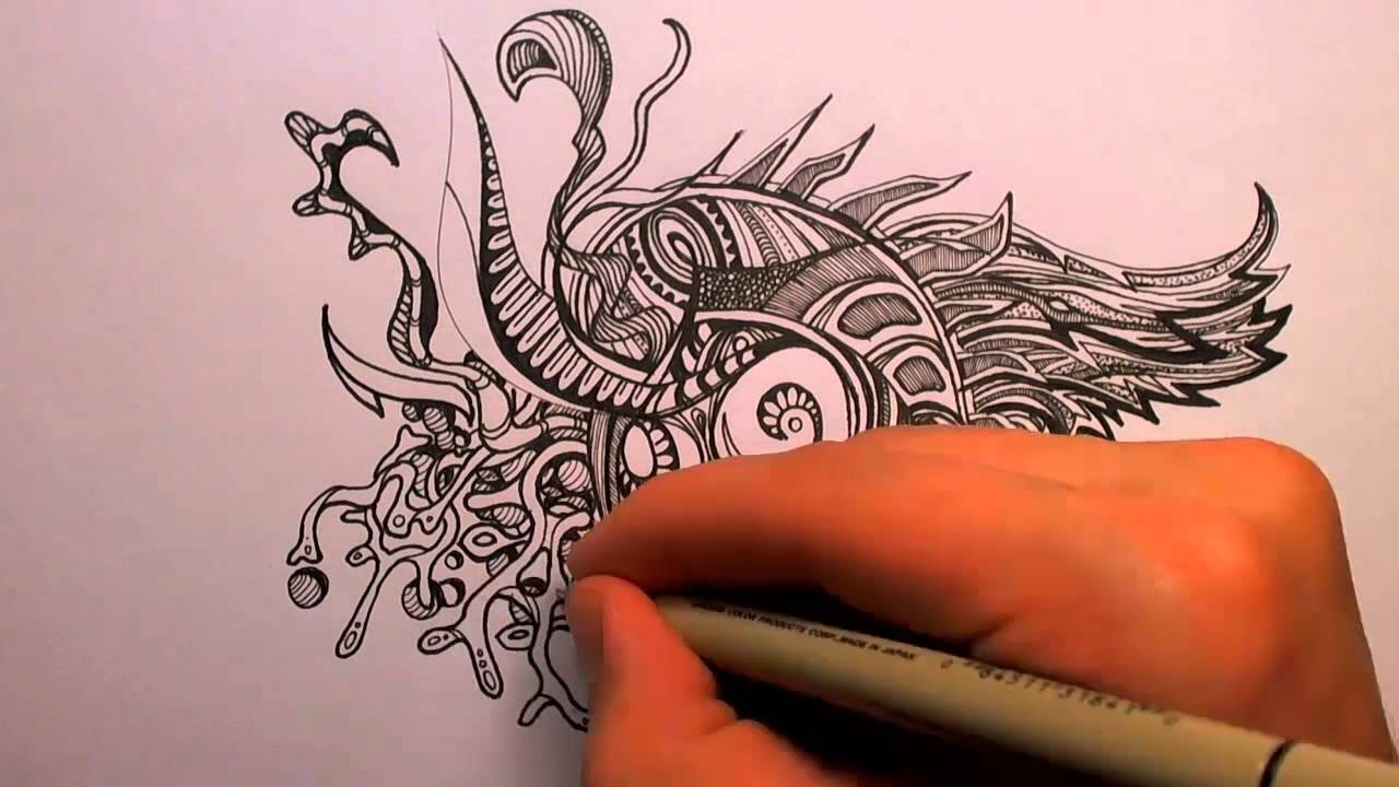 how to doodle  some tips  50x speed