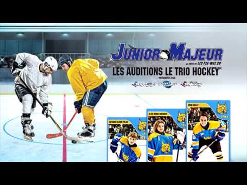 Les auditions Le Trio Hockey | Junior Majeur Le Film streaming vf
