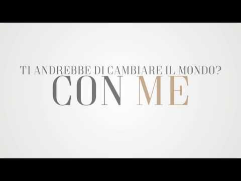 Renato Zero -  Ti Andrebbe di Cambiare il Mondo? - (Official Video Lyric) - Zerovskij Solo per Amore