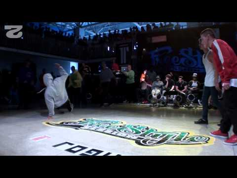 Freestyle Session Brasil 2012 -  Diademaica VS Stil 5/8