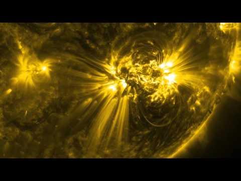 NASA   Thermonuclear Art – The Sun In Ultra-HD (4K)