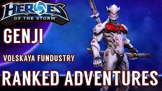 And This Is Why You Ban Genji - Clean Cuts Build [Heroes of the Storm || EU Patch 35.0]