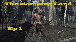 The Stomping Land | Series 1 | Episode 1 | Setting up camp